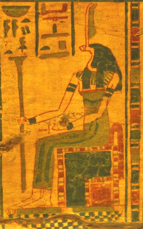 Nữ thần Ai Cập Meretseger