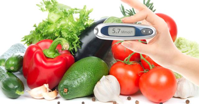 Bệnh tiểu đường ăn gì