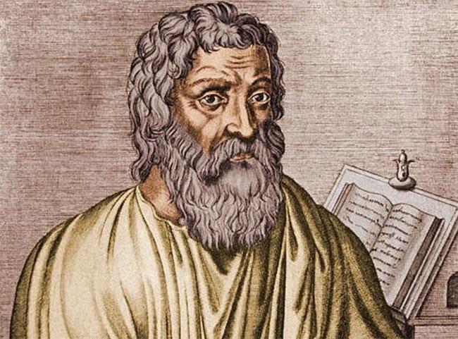Hippocrates Asclepiades được coi là bác sĩ đầu tiên của nền y học hiện đại.