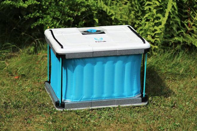Tủ lạnh Yuma 60L.