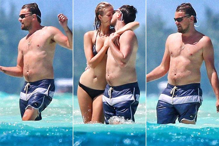 """Leonardo DiCaprio với thân hình """"mỡ màng"""" và đầy quyến rũ."""
