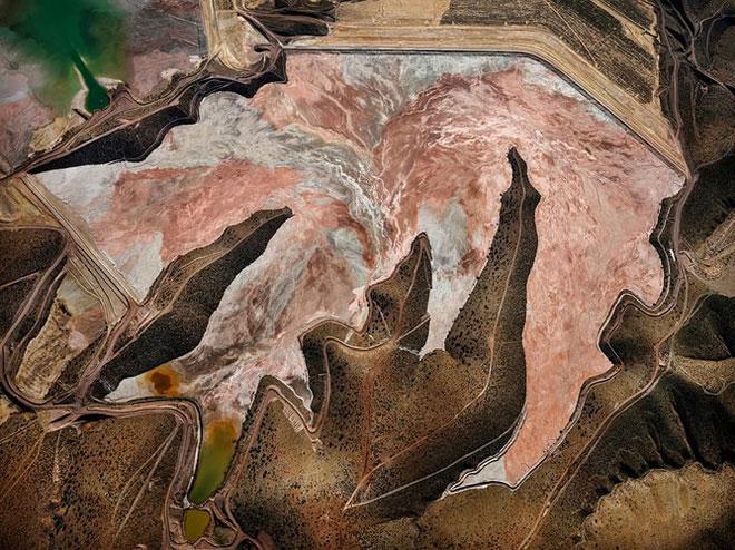 Mỏ Moreci, Clifton, Arizona, Mỹ năm 2012.