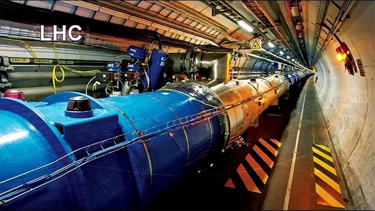 LHC là máy gia tốc hạt lớn nhất và mạnh nhất thế giới