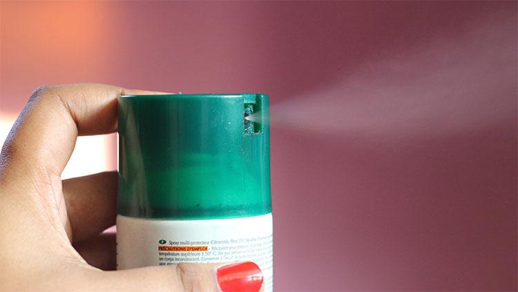 Nước hoa xịt phòng thường chứa hóa chất formaldehyde, hít vào cơ thể có thể gây ung thư.