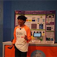Cậu bé 13 tuổi phát minh ra công cụ trí tuệ nhân tạo giúp điều trị ung thư tụy