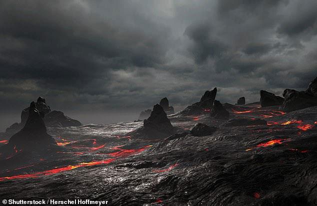 Nhiệt độ tăng mạnh dẫn tới 2 sự kiện tuyệt chủng trên Trái đất.
