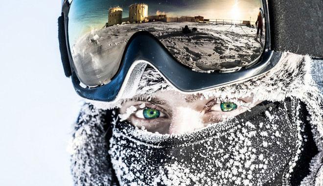 Ở Nam Cực, hầu như mọi người không thể ngửi thấy mùi gì cả.