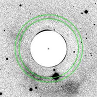 Vầng hào quang cực lạ quanh tinh vân hành tinh IC 5148 gây choáng