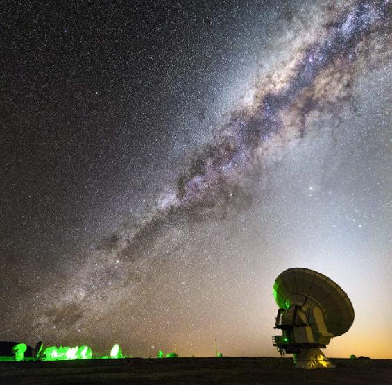 Thiên hà Milky Way