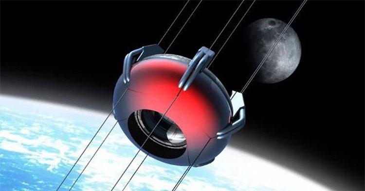 Trong tương lai, thang máy vũ trụ có thể sẽ trở thành sự thật