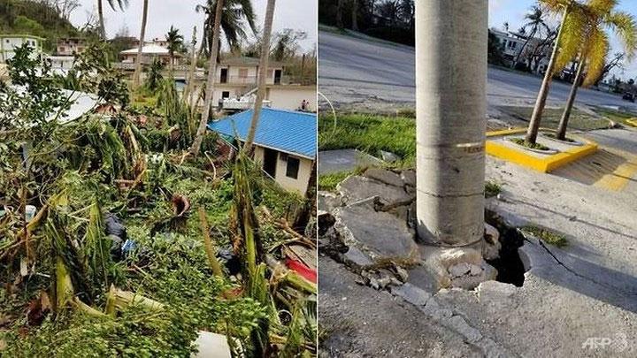 Cơn bão mới quét gần như dọc những hòn đảo đông dân nhất của Philippines