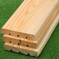 Tạo ra gỗ nhân tạo có thể chống nước và lửa, sản xuất cũng nhanh hơn so với trồng cây