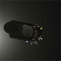 """Kính viễn vọng không gian Kepler """"chết"""" vì cạn nhiên liệu"""