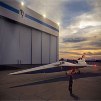 NASA thử nghiệm công nghệ siêu thanh giảm ồn cho máy bay dân dụng