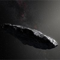 """Tiểu hành tinh bí ẩn nghi là """"phi thuyền do thám"""" của người ngoài hành tinh"""
