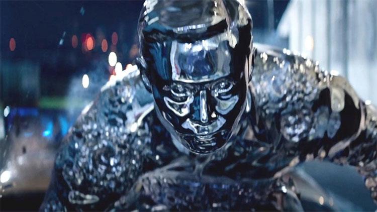 Robot này lấy cảm hứng từ T-1000