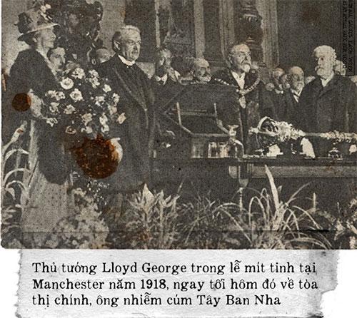 Thủ tướng Lloyd George