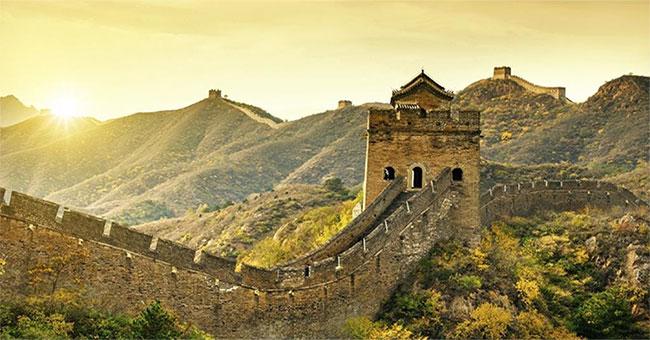 Vạn Lý Trường Thành - Trung Quốc - KhoaHoc.tv