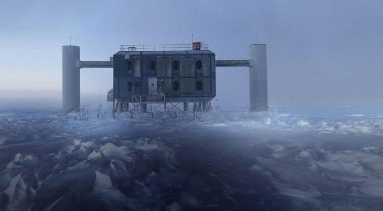 Hệ thống IceCube - nơi những hạt ma quỷ lần đầu được nắm bắt
