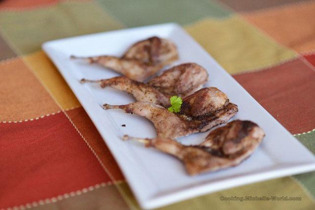 Thịt chim cút
