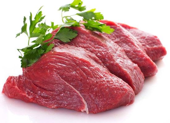 Ăn nhiều thịt đỏ