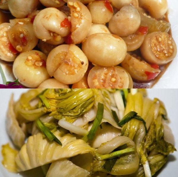 Dưa và cà muối quen thuộc trong bữa cơm người Việt nhưng không phải ai cũng thích hợp để ăn.