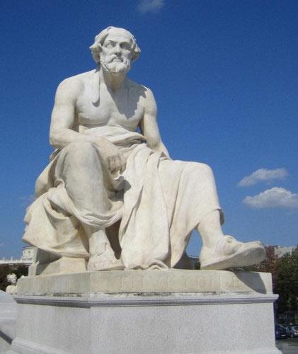Triết gia người Hy Lạp Gorgias