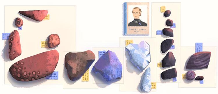Google đổi Doodle để tôn vinh Elisa Leonida Zamfirescu.