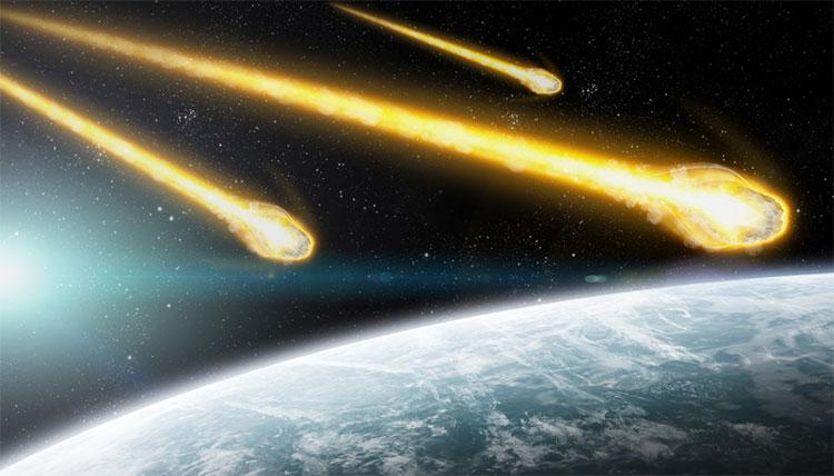 NASA dự báo 3 tiểu hành tinh lớn đang lao về phía trái đất và sẽ tiếp cận gần nhất vào rạng sáng 11/11