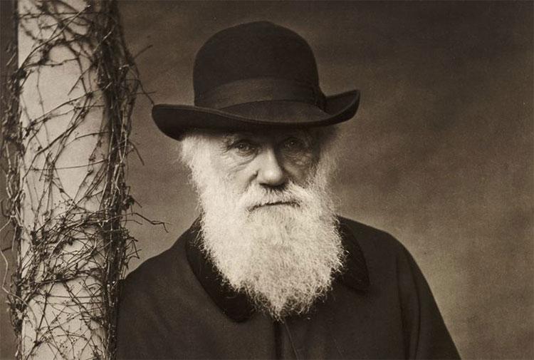 Charles Robert Darwin (12/2/1809 – 19/4/1882).