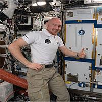 Hệ thống tái chế… không khí đặc biệt cho các phi hành gia