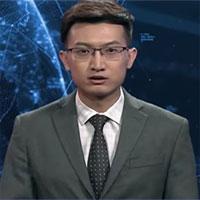 Sự thật đằng sau phát thanh viên AI đầu tiên trên thế giới