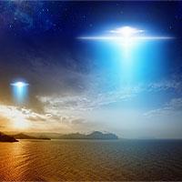 Ba phi công trông thấy UFO lướt sát máy bay ngoài khơi Ireland