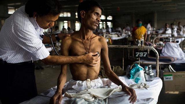 Hơn 1 tỷ người chết vì bệnh lao trong vòng 200 năm trở lại đây.