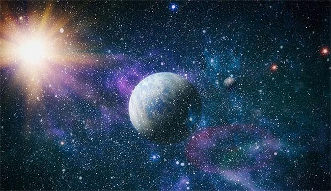 Trái đất non trẻ nhận được nước từ rất nhiều thiên thể, trong đó đóng góp lớn nhất là tinh vân mặt trời.