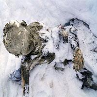 Xác ướp ba nhà leo núi trên núi lửa cao nhất Mexico