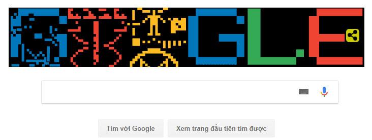 Google kỷ niệm ngày gửi đi Thông điệp Arecibo.