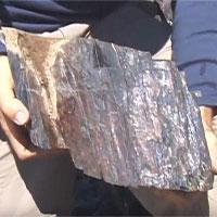 Tìm thấy hoá thạch được cho của tàu Noah cứu thế