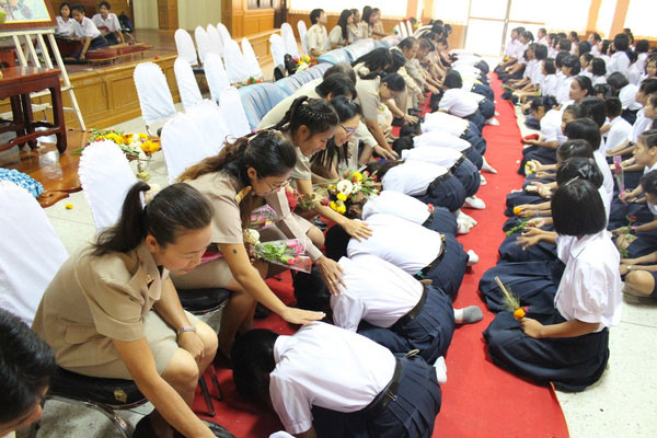 Ngày nhà giáo ở Thái Lan