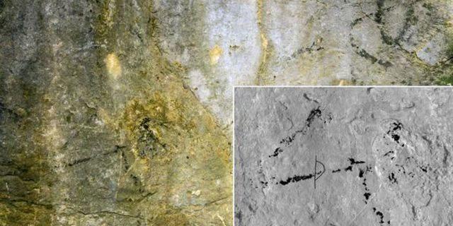 Các hình vẽ từ thời cổ đại mới được phát hiện tại Pháp.