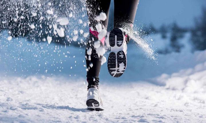 Tập luyện dưới thời tiết lạnh giá còn có một vài lợi ích cho sức khoẻ tâm thần.
