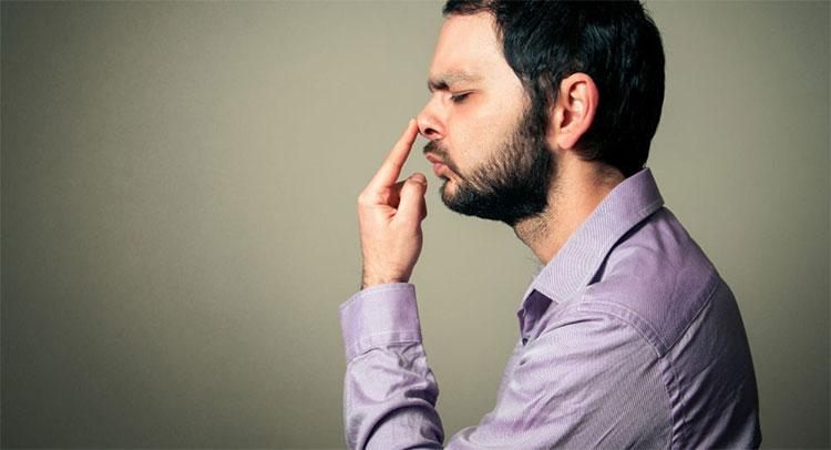 Sở dĩ nhiệt độ mũi người giảm là do sự lo lắng khi người ta buộc phải nói dối.