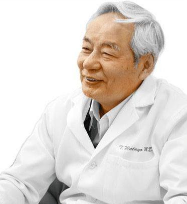 Bác sĩ nổi tiếng người Nhật Jiyang Gaosui.