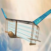 MIT chế tạo ra máy bay vận hành chỉ bằng điện, không hề có yếu tố cơ học