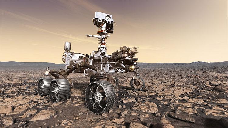 Chiến binh săn sự sống ngoài trái đất sắp được NASA đưa lên sao Hỏa