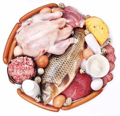 Ung thư có liên quan mật thiết đến việc tiêu thụ chất béo động vật và protein động vật.