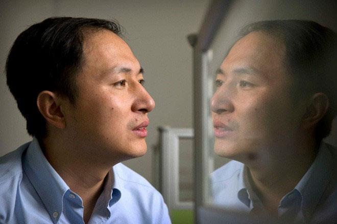 Nhà nghiên cứu He Jiankui