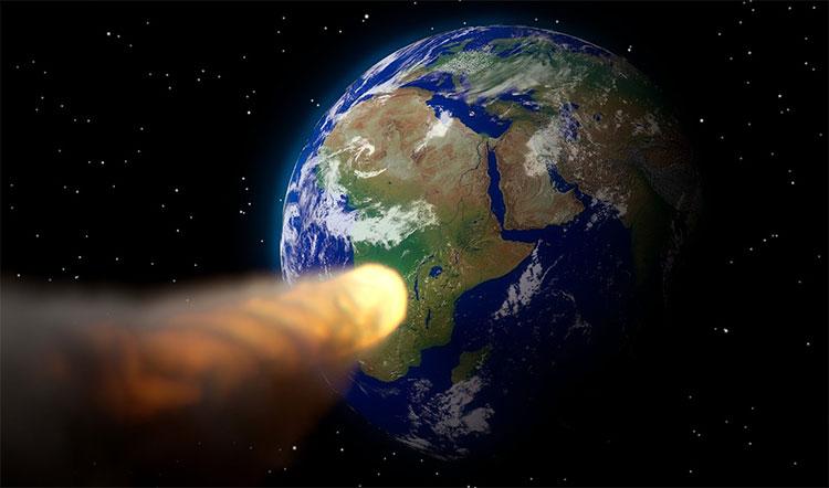 Tiểu hành tinh 2009 WB105 dài khoảng 120 mét.