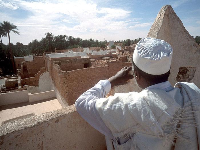 Ốc đảo sa mạc Ghadames