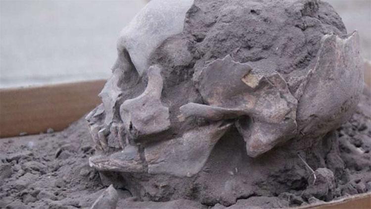 Nghĩa trang có niên đại lên đến 10.000 năm trước tại Ecuador.